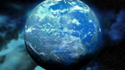 Earth like Alien Planet or Moon Fly by / Earth 2.0 / Proxima b