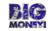 Big Money Earn Income Revenue Jackpot Words 3d Animation