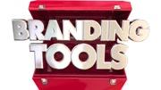 Branding Tools Marketing Company Business Awareness Toolbox 3d Animation
