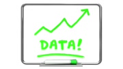 Data Numbers Information Erase Board Arrow 3d Animation