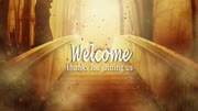 Falling Leaves: Bridge Welcome Background