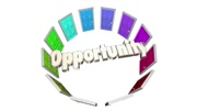 Opportunity Chance Success Choose Path Doors 3d Animation