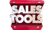 Sales Tools Selling Resources Toolbox Words 3d Animation