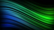 Elegant Colorful Curved Silk Lines Motion Background Silky Smooth Curvy Colourful Texture Video Backdrop Seamless Looping DCI Ultra HD 4K and Full HD Blue Green Teal Cyan