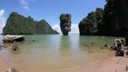Thailand unique travel tropical beach